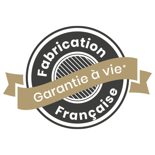 Badge Garantie vie - Stele Design